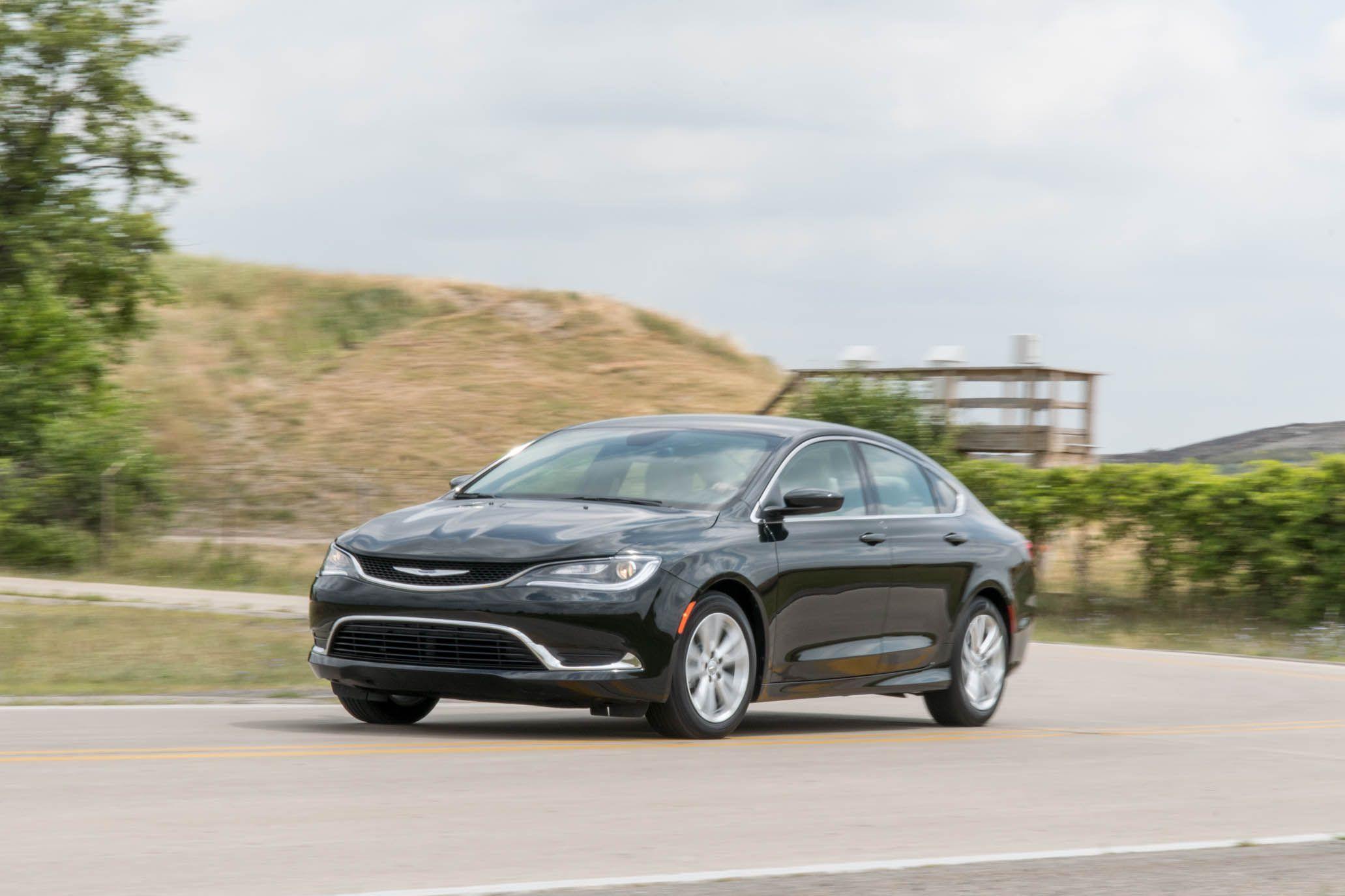 2020 Chrysler 200 Price