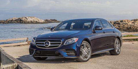 2020 Mercedes-Benz E-Class Sedan – Base E350 Has More Power