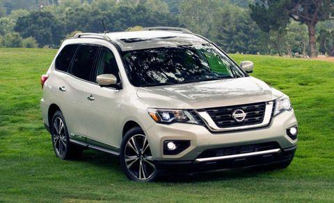 2017 Nissan Pathfinder 116