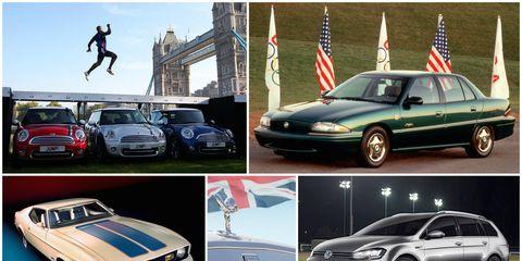 Wheel, Tire, Mode of transport, Land vehicle, Vehicle, Automotive parking light, Car, Flag, Automotive design, Automotive mirror,