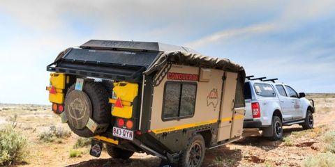 uev 490 extreme, camper, off road