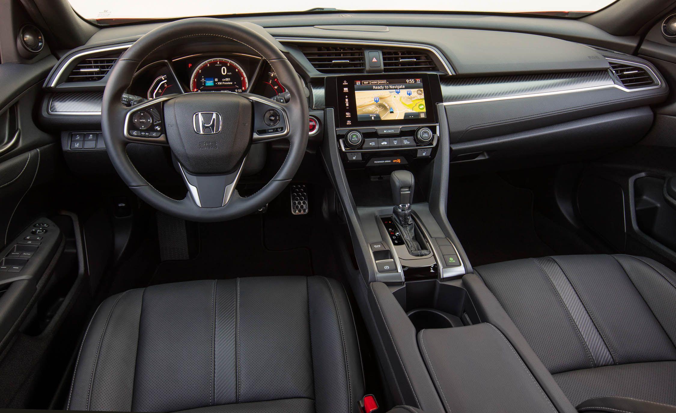 Save The Manuals Turbocharged Honda Civic Hatch Starts At 20 535