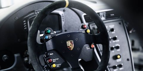 Official Info 2017 Porsche 911 Gt3 Cup News Car And Driver