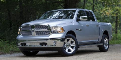2017 Dodge Ram >> Ram Pickups Recalled Over Malfunctioning Tailgate Details Model Years