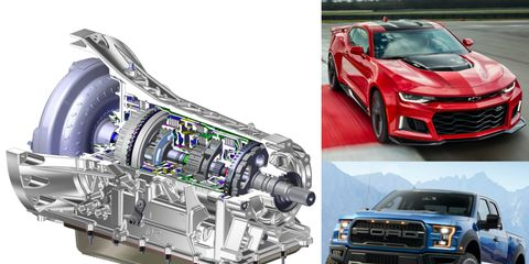 All About the Ford/GM 10-Speed Automatic Transmission