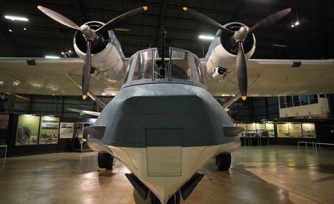 Aircraft, Aviation, Floor, Propeller, Hangar, Airplane, Aerospace engineering, Flooring, Propeller, Space,