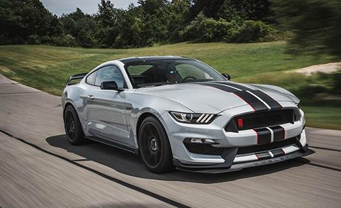 2016 Ford Mustang Shelby Gt350r 108