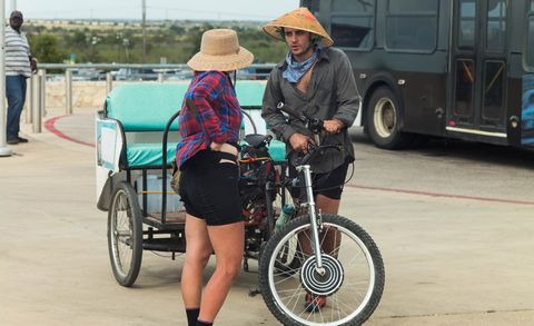 Tire, Wheel, Mode of transport, Automotive tire, Bicycle wheel rim, Land vehicle, Hat, Bicycle tire, Rim, Automotive wheel system,