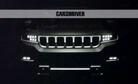 2019 Jeep Grand Wagoneer Spied News Car And Driver