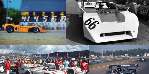 Can Am Car >> A Visual History Of Can Am The Greatest Racing Series Ever