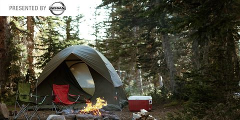 Tent, Camping, Biome, Forest, Woodland, Tarpaulin, Fire, Heat, Bonfire, Park,