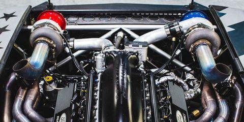 Ken Block Mustang >> Ken Block Unveils New Awd Hoonicorn Rtr Mustang With 1400
