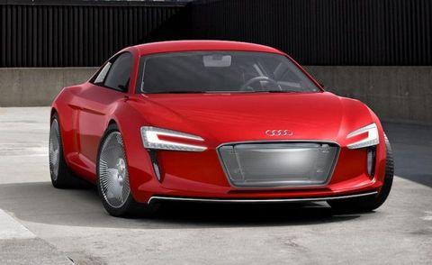 Audi Pulls The Plug On Its R8 E Tron Ev News Car And Driver