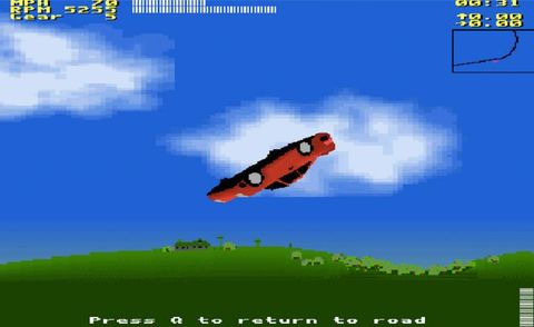 Car and Driver PC Game