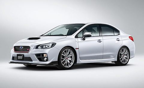Subaru Wrx S4 Ts By Sti An S Cvt Equipped We Re Glad Aren T Getting