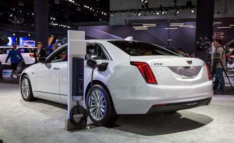 2017 Cadillac Ct6 Plug In Hybrid