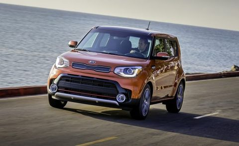 Kia Turbocharges Soul to 201 Horsepower– News – Car and Driver