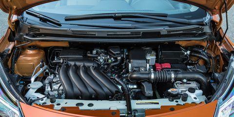 Engine, Car, Automotive engine part, Hood, Automotive air manifold, City car, Personal luxury car, Automotive super charger part, Kit car, Luxury vehicle,