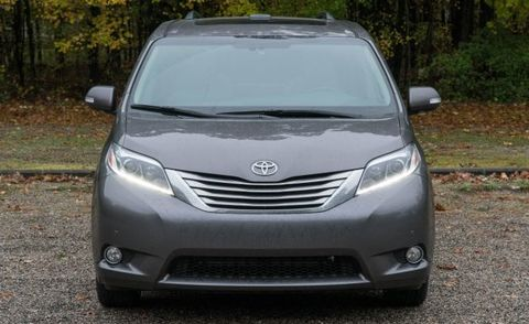 Toyota Recalls 744,000 Minivans for Faulty Sliding Doors