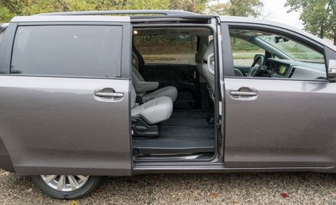 Toyota Recalls 744 000 Minivans For Faulty Sliding Doors