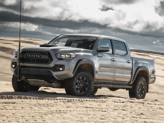 Toyota Tacoma Dimensions >> 2019 Toyota Tacoma Review Pricing And Specs