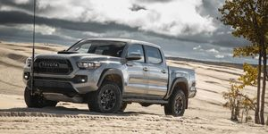 2016 Tacoma Diesel >> 2020 Toyota Tacoma Review Pricing And Specs