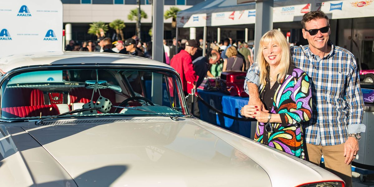 "Ray Evernham Revives the ""American Graffiti"" '58 Impala ..."