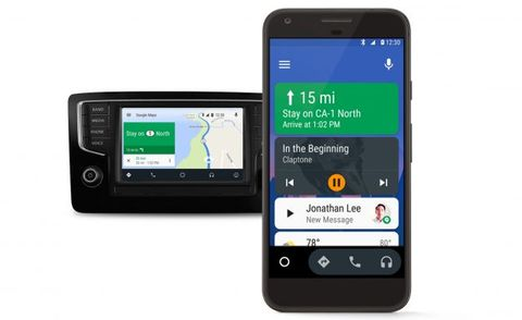 Google Takes Android Auto out of the Car—and Onto the Phone – News