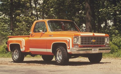 Mondo Macho: Special-Edition Trucks of the '70s (K-Billy's Super