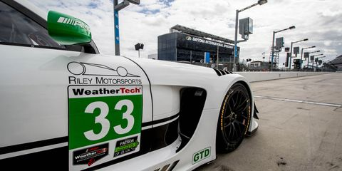 Mercedes-AMG GT3 to Compete in IMSA WeatherTech Series – News – Car