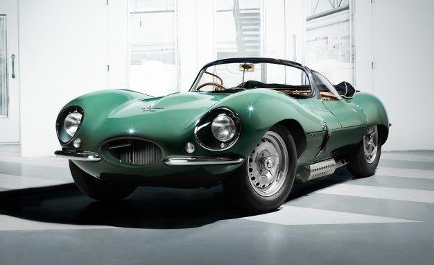 original 1957 jaguar xkss