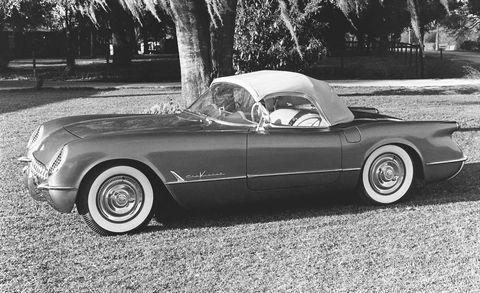 Chevrolet Corvette: A Brief History in Zero-to-60-MPH