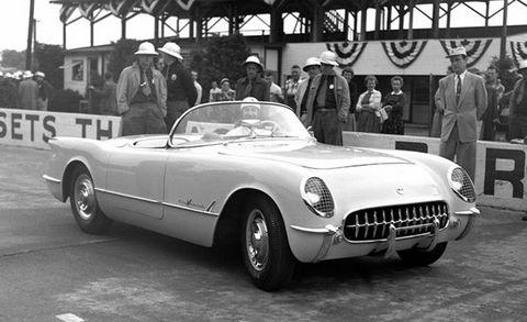 Chevrolet Corvette: A Brief History in Zero-to-60-MPH Acceleration