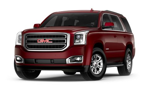 2019 Gmc Yukon Xl Reviews Price Photos And Specs Car Driver