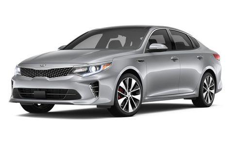 2019 Kia Optima Reviews Price Photos And Specs Car Driver