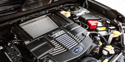 Land vehicle, Vehicle, Car, Engine, Auto part, Subaru, Subaru forester,