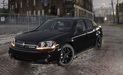2016 Dodge Avenger >> Showroom Zombies 21 Discontinued Cars That Were Still Being Sold In