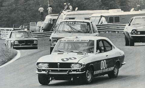 Rotary Reverie: 35 Years on the C/D Wankel-Engine Racing Beat