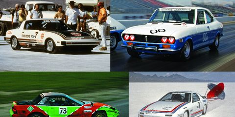 Rotary Reverie 35 Years On The C D Wankel Engine Racing Beat