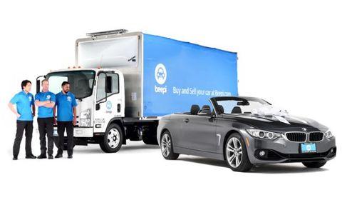 Sell Car Online >> Bye Bye Beepi Online Used Car Marketplace Runs Out Of Gas News