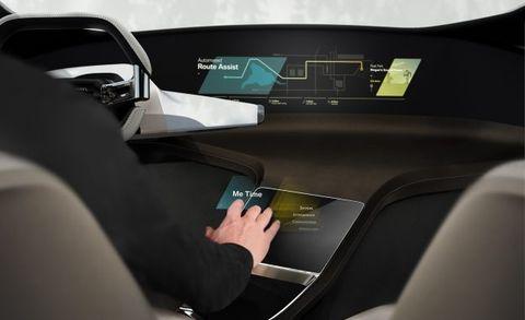 Enjoyable Bmws I Inside Future Interior Design Concept News Car Interior Design Ideas Tzicisoteloinfo
