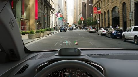 Navdy: Part Head-Up Display, Part Navigation System – News