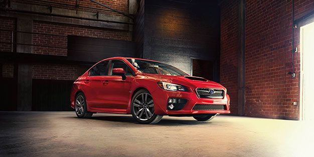 Subaru Wrx Refresh Not Redesign Reportedly Coming For 2018 News
