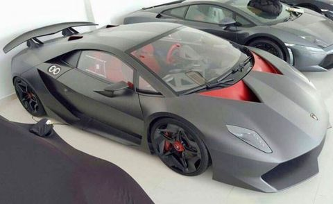 Lamborghini Sesto Elemento Listed On Craigslist News Car And Driver