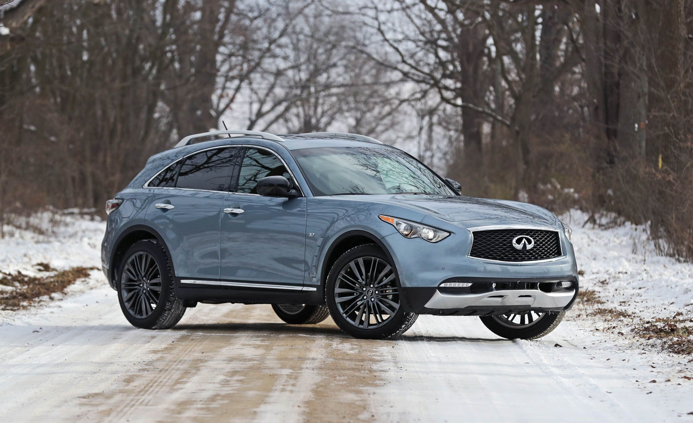 Infiniti Killing Qx70 Suv As Of 2018 Model Year News Car And Driver