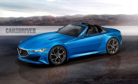 More Details Emerge On Honda S S2000 Revival News Car And Driver
