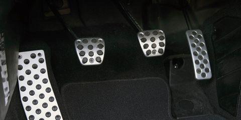 Pattern, Technology, Polka dot, Composite material, Design, Automobile pedal, Steel, Plastic,