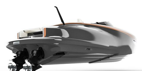 Boat, Watercraft, Naval architecture, Speedboat, Windshield, Automotive window part, Water transportation,