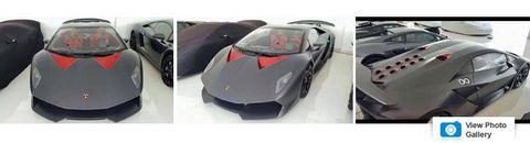 Lamborghini Sesto Elemento Listed On Craigslist News Car And Driver