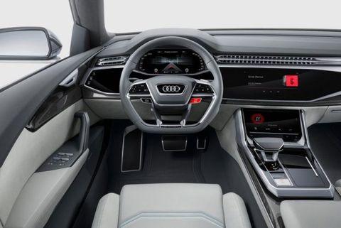 Say Goodbye to Audi's MMI Rotary Dial – News – Car and Driver